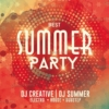 Summer Party Psd Flyer Templates
