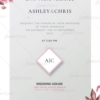 Wedding Invitation Templates Psd