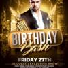 Birthday Flyer Psd Templates