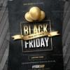 Black friday flyer