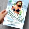 Classy Summer Party Flyer