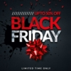 Black friday flyer psd