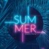 creative summer flyer template