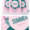 summer Psd flyer - creativeflyers