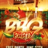 BBQ Party Flyer Templates