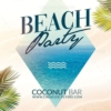 Beach Party Flyer Design