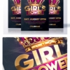 Girls Power Flyer Party