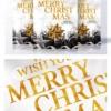 Psd flyer christmas