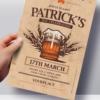 St Patrick's Day PSD