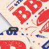 BBQ Flyer Psd Photoshop