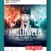 Halloween Flyer PSD