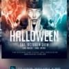 Halloween Flyer PSD Template