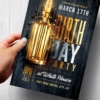 Birthday Party Flyer Psd Template