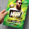 Dj Flyer Template PSD