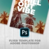 Chillout-Party-Flyer-Template