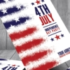Free Independence Day Flyer Psd