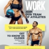 CrossFit Flyer Psd Template