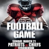 Free American Football Game Flyer